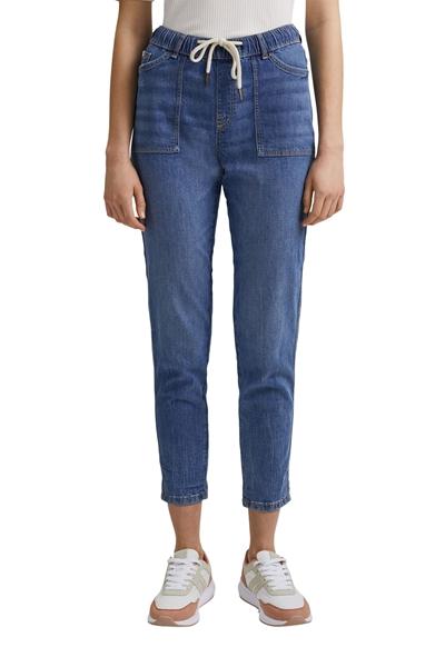 Снимка на SUSTAINABLE Дамски дънков панталон RELAXED fit