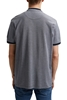 Снимка на SUSTAINABLE Мъжка тениска от органичен памук SLIM FIT