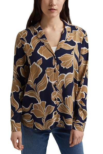 Снимка на Дамска риза от вискоза