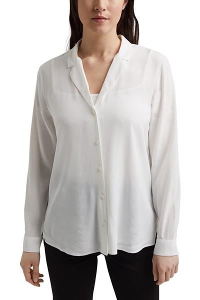 Снимка на Дамска риза от вискоза Straight fit