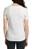 Снимка на SUSTAINABLE Дамска тениска от органичен памук Straight fit