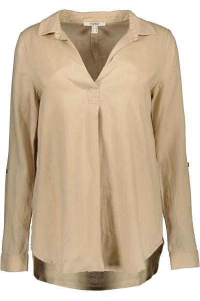 Снимка на Дамска ленена риза