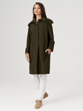 Picture of SUSTAINABLE Outdoor coat with a water-resistant outer surface