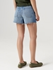 Снимка на SUSTAINABLE Дамски къси панталони от деним