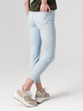Снимка на SUSTAINABLE Дамски дънки ALVA slim fit