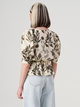 Снимка на SUSTAINABLE Дамска блуза от памук и Tencel™ лиосел