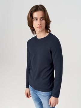 Снимка на SUSTAINABLE Мъжки пуловер от памук и коприна