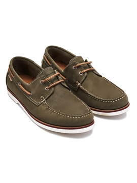 Picture of Boat shoe Made of high-quality cowhide