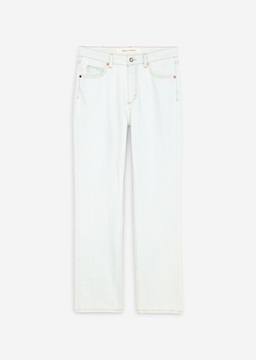 Picture of Jeans LINDE straight high waist model made of organic cotton