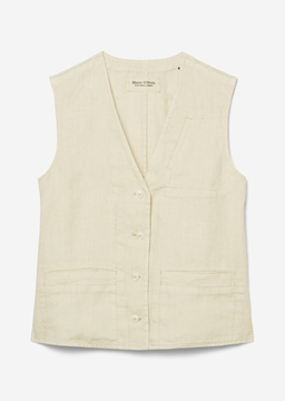 Picture of Waistcoat Made from pure linen