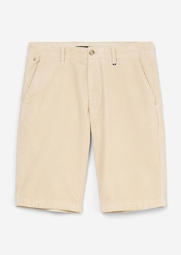 Picture of Corduroy shorts RESO regular model made of high-quality blended cotton