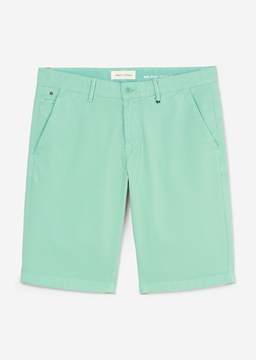 Picture of Chino shorts RESO regular model in soft stretchy twill fabric