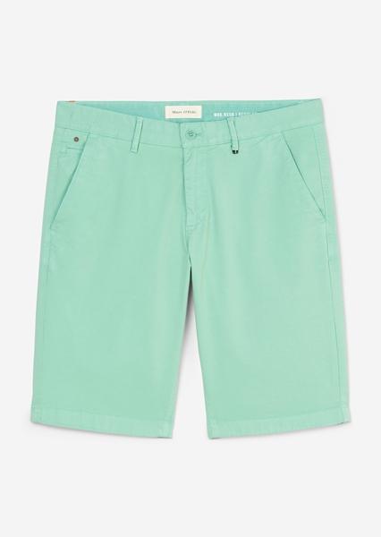 Снимка на Мъжки къси чино панталони RESO Regular fit