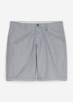 Picture of Shorts SALO slim model made of chambray