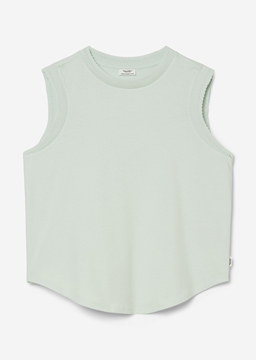 Picture of Sleeveless T-shirt Made of organic cotton