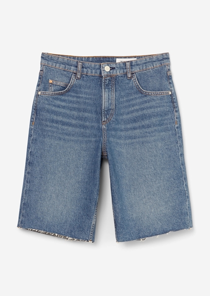 Снимка на SUSTAINABLE Дамски дънкови къси панталони