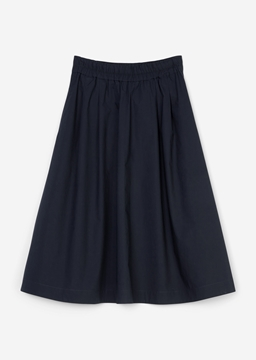 Picture of Skirt Made of cotton poplin