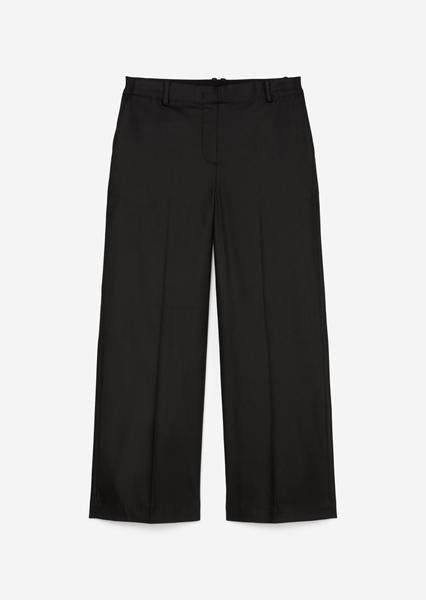 Снимка на SUSTAINABLE Дамски панталон VANSI от памук и вискоза