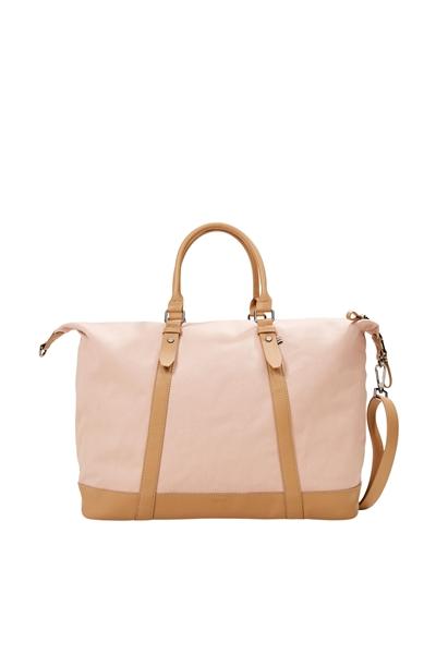 Снимка на SUSTAINABLE Дамска платнена уикенд чанта