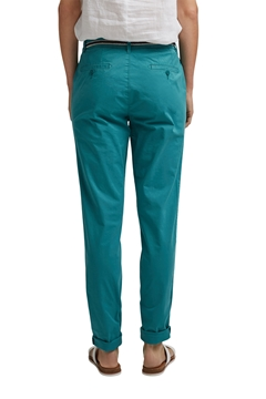 Picture of Chinos with innovative stretch fibres Relaxed fit