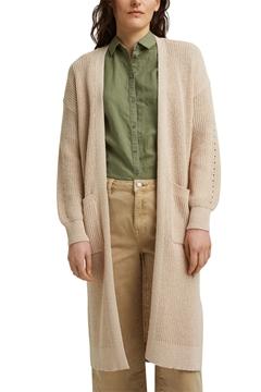 Снимка на SUSTAINABLE Дамска дълга жилетка