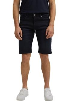 Снимка на SUSTAINABLE Мъжки къси панталони от деним Straight fit