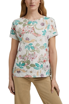 Picture of SUSTAINABLE Recycled: T-shirt with organic cotton