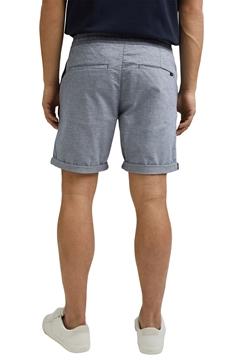 Снимка на SUSTAINABLE Мъжки къси Chambray панталони от органичен памук