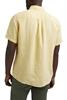 Снимка на SUSTAINABLE Мъжка ленена риза с къс ръкав REGULAR fit