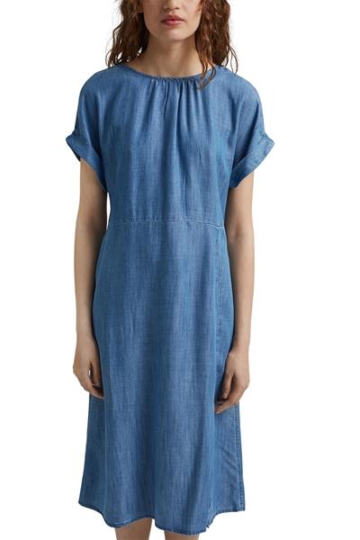 Снимка на SUSTAINABLE Лятна рокля от лиосел loose fit