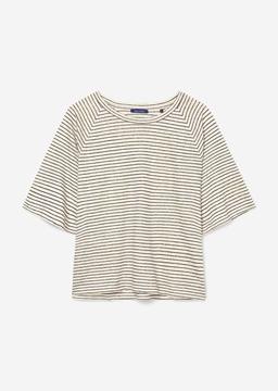 Снимка на Дамска тениска от лен