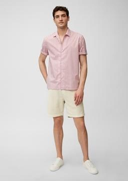 Снимка на SUSTAINABLE Мъжки къси панталони от органичен памук Shaped Fit