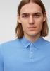 Снимка на SUSTAINABLE Мъжка поло тениска Regular fit от органичен памук