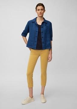 Снимка на Дамски панталон LULEA 7/8 със средновисока талия от TENCEL™ лиосел