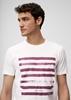 Снимка на SUSTAINABLE Мъжка тениска от памук Shaped Fit