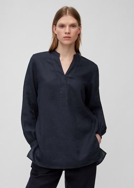 Снимка на Дамска риза от лен