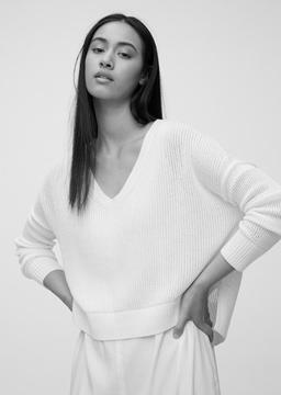 Снимка на SUSTAINABLE Дамски пуловер