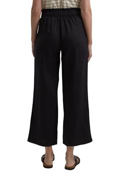 Снимка на SUSTAINABLE Ленен панталон с ластик на талията