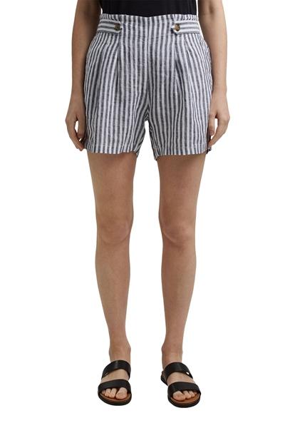 Снимка на SUSTAINABLE Райрани къси панталони от чист лен