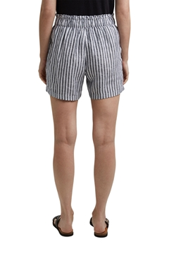 Picture of SUSTAINABLE Striped woven shorts