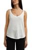 Снимка на SUSTAINABLE Блуза без ръкави с V-образно деколте