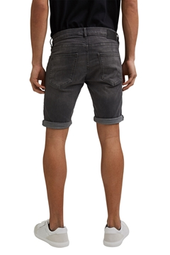 Снимка на SUSTAINABLE Къси дънкови панталони от органичен памук