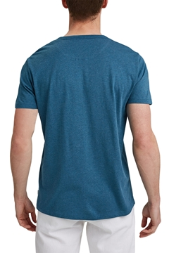 Снимка на SUSTAINABLE Тениска от 100% органичен памук
