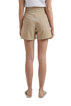 Picture of Paper bag shorts with belt