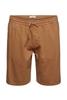 Снимка на Къси панталони с еластична талия от памук