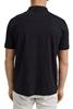 Снимка на SUSTAINABLE Мъжка поло тениска Slim fit от органичен памук и лен