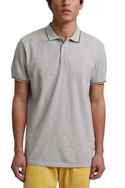 Снимка на SUSTAINABLE Мъжка поло тениска Regulal fit от органичен памук