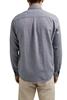 Снимка на SUSTAINABLE Мъжка риза с дълъг ръкав от органичен памук