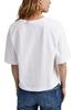 Снимка на SUSTAINABLE Дамска тениска с лого от органичен памук