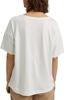 Снимка на SUSTAINABLE Дамска тениска от органичен памук Oversized fit